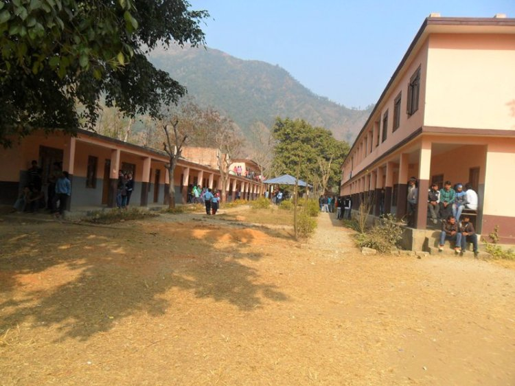 Chanrodaya Higher Secondary School ......................